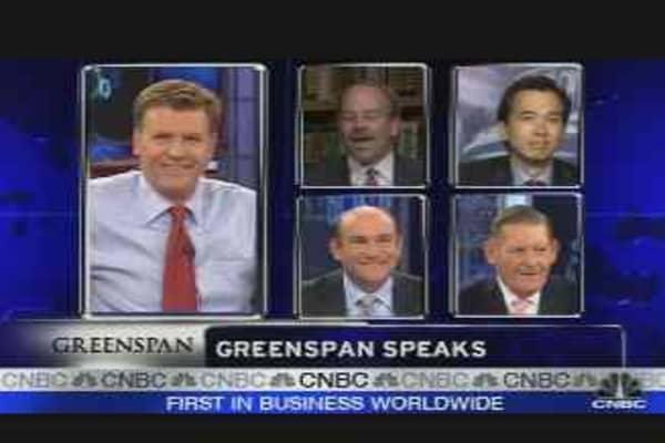 Greenspan Panel