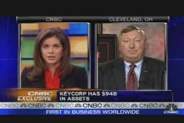 KeyCorp CEO on the Fed