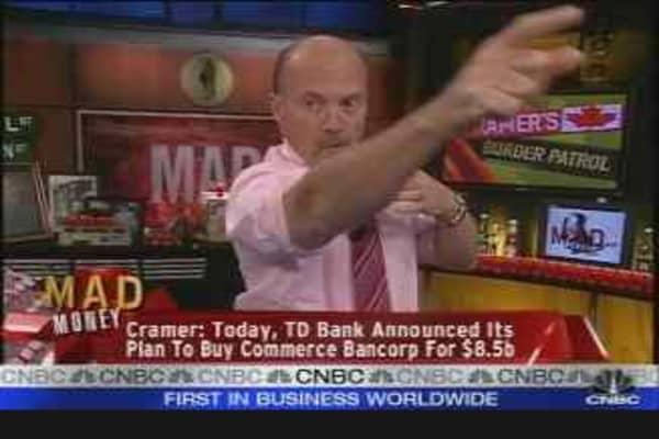 Cramer's Border Control