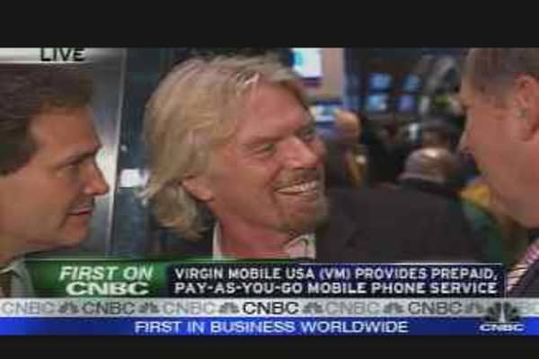 Virgin Mobile USA IPO