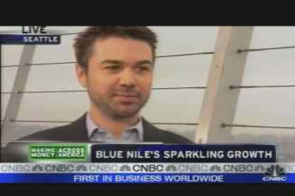 Blue Nile CEO