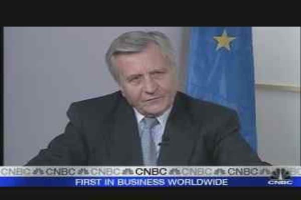 Trichet Exclusive: Part 2