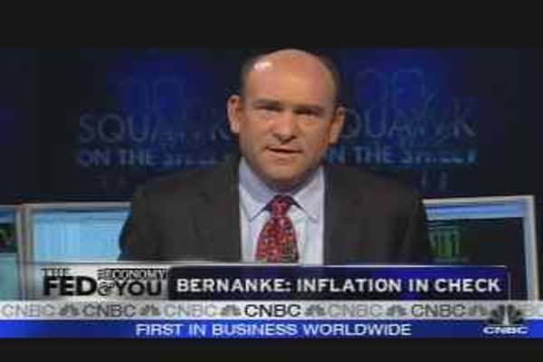 Bernanke Buzz