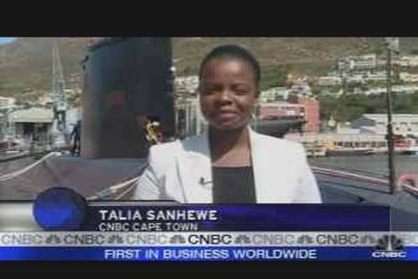 CNBC Global Report: Cape Town