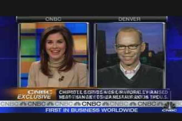 CNBC Exclusive: Chipotle CEO