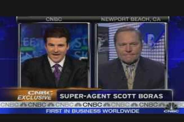 Super-Agent Scott Boras