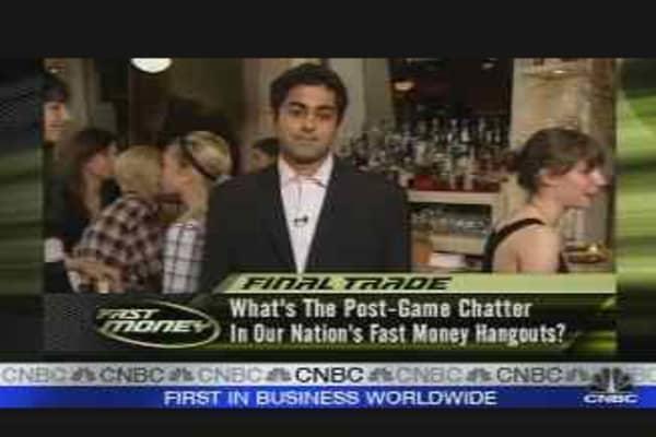 Fast Money Happy Hour