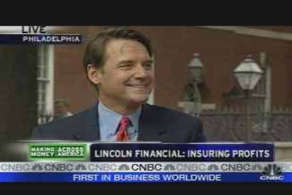 Lincoln Financial CEO