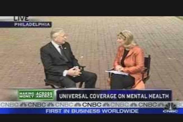 Universal Health CEO