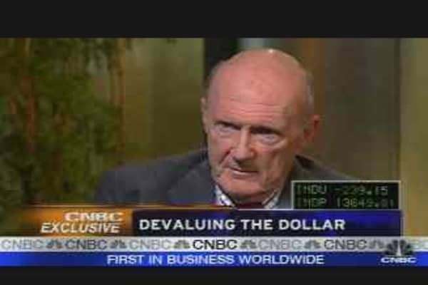Julian Robertson on Investing