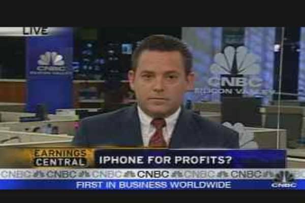 iPhone Profits