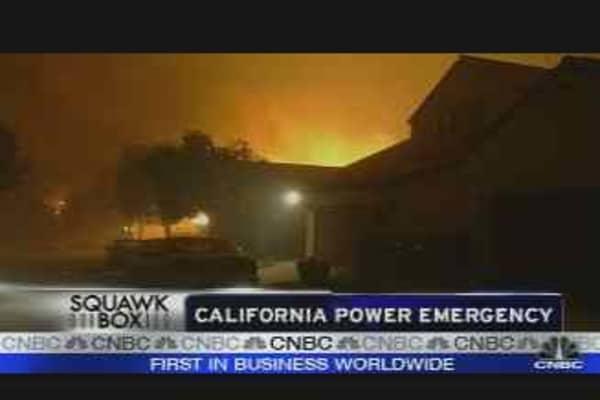 Southern California Inferno