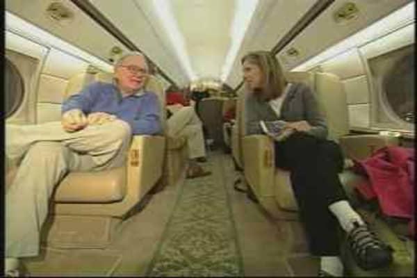 Becky & Buffett