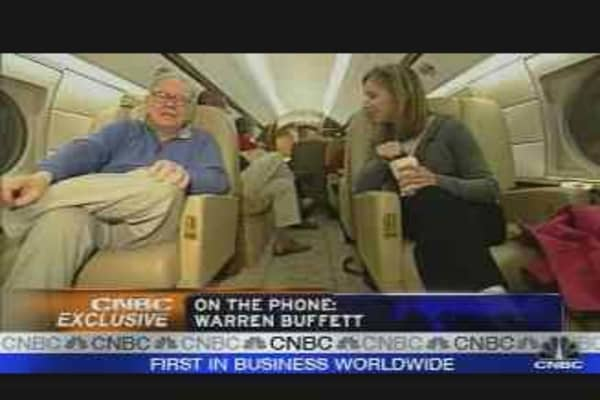 Globetrotting With Becky & Buffett