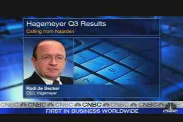 Hagemeyer Dismisses Sonepar's Offer