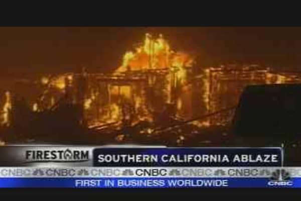 Southern California Ablaze