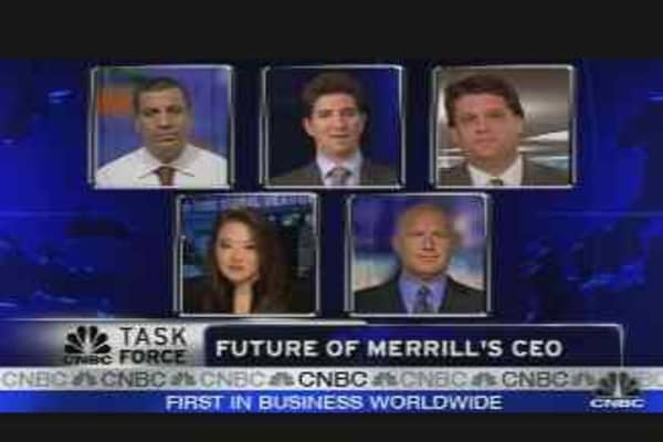 Merril Lynch Hot Seat