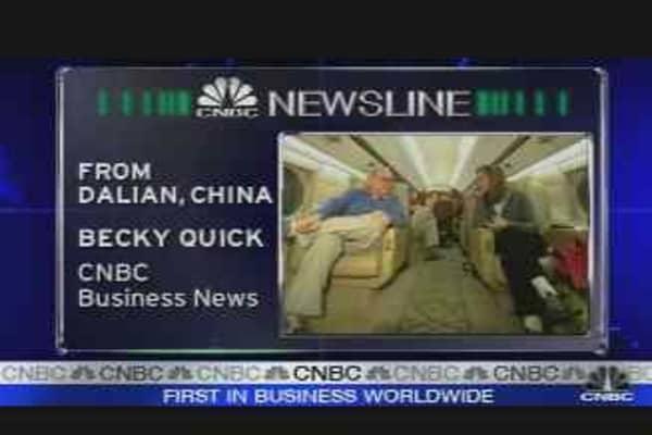 Around the World with Warren Buffett