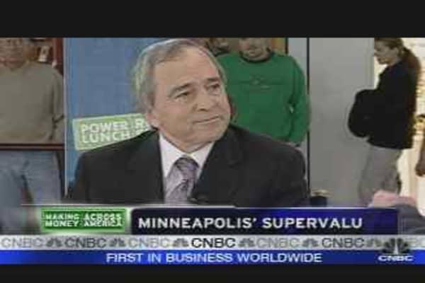 Supervalu CEO