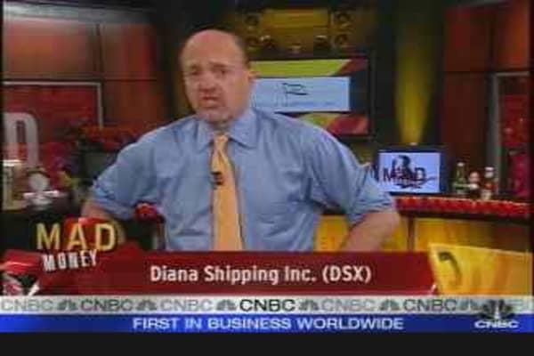 Diana Shipping Chmn. & CEO