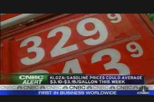 Gas Reaches $3 at Pump