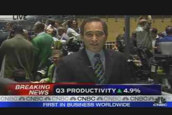 Q3 Productivity & Costs