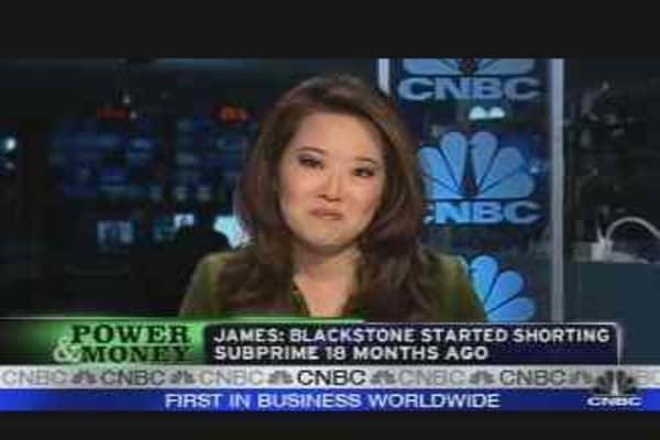 Blackstone Shares Slammed