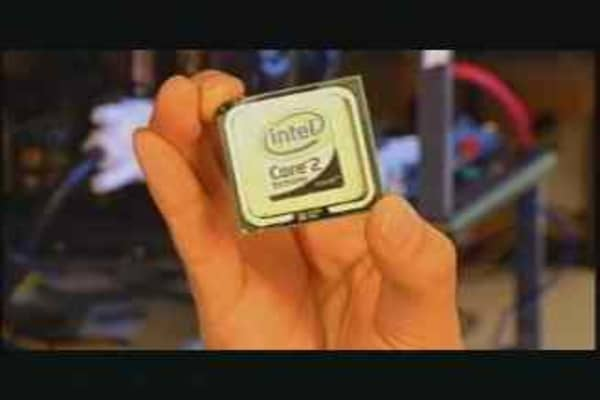 New Intel Chip