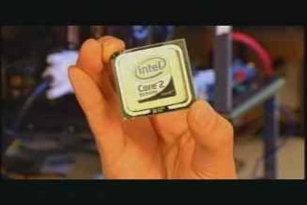 New Intel Chip