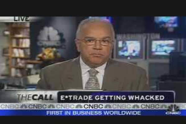 E-Trade Debacle