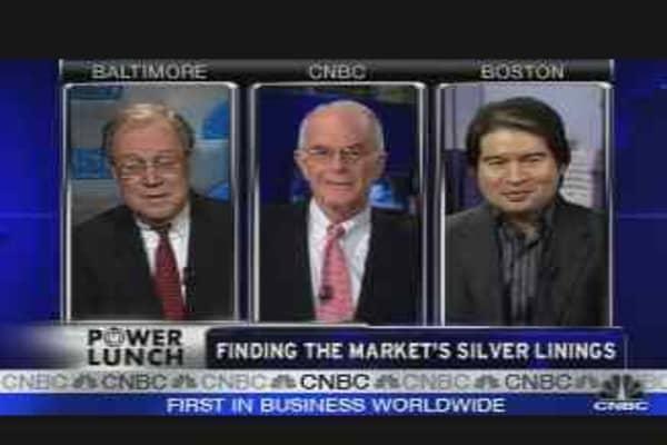 Market's Silver Lining