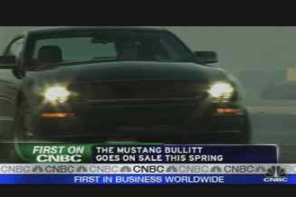 L.A. Auto Show Revs Up