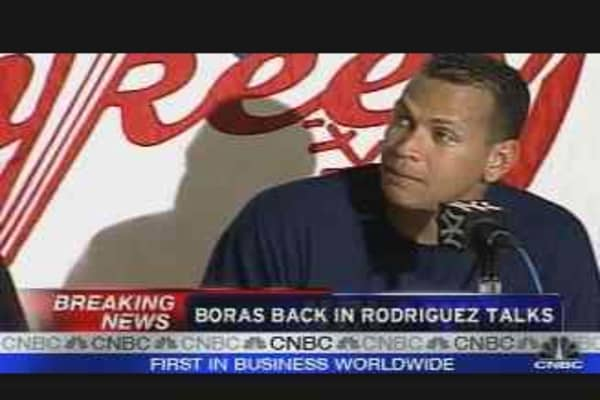 New Twist in A-Rod Saga