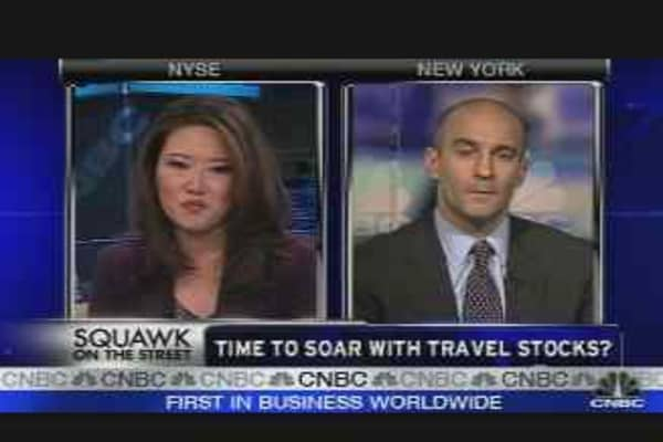 Travel Stocks