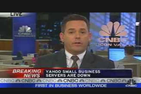 Breaking News: Yahoo