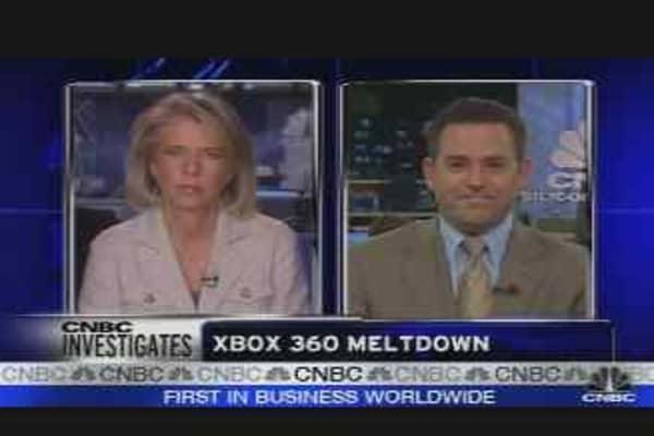 Xbox 360 Meltdown