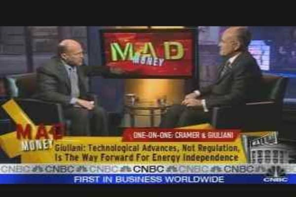 Cramer & Giuliani, Pt. 1