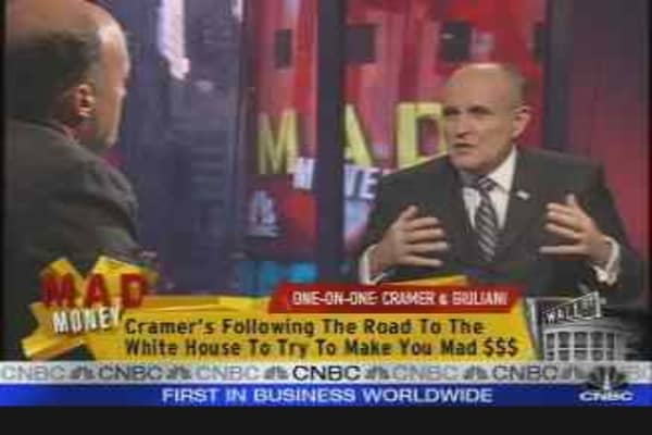 Cramer & Giuliani, Pt. 2