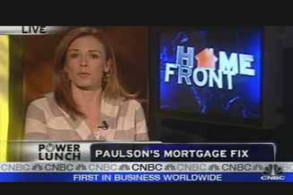 Mortgage Mess Update
