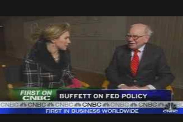 Buffett on Politics, Economy, Pt. 2