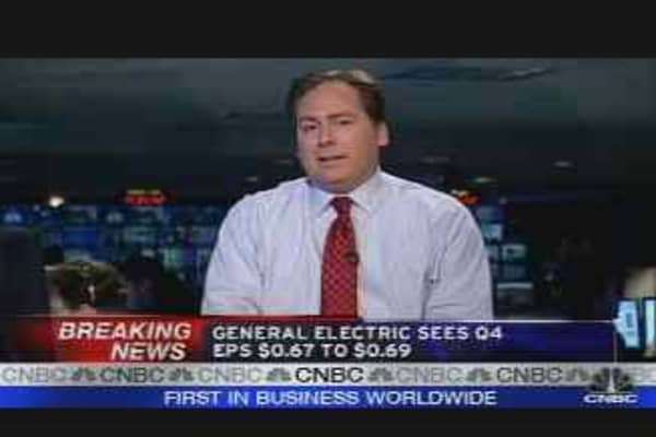 Breaking News: GE
