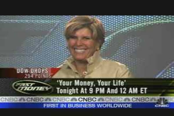 Trading with Suze Orman
