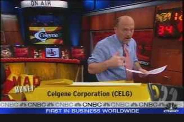Celgene President & CEO
