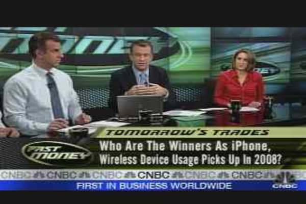 Tomorrow's Trades #3: Wireless