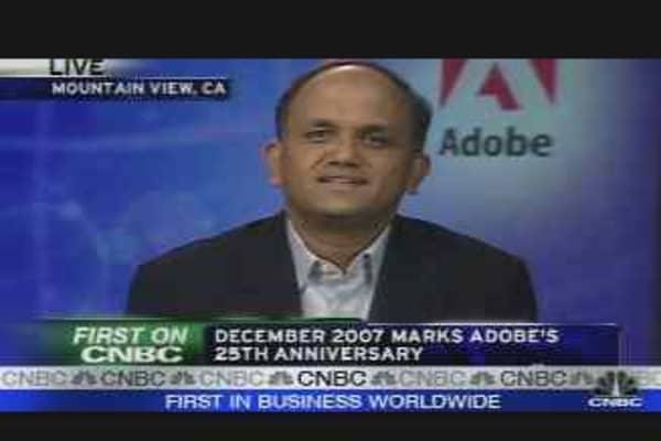 Adobe CEO