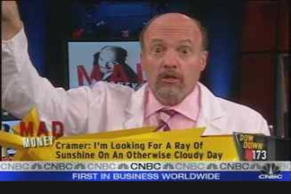 Cramer Is Bullish on MHS