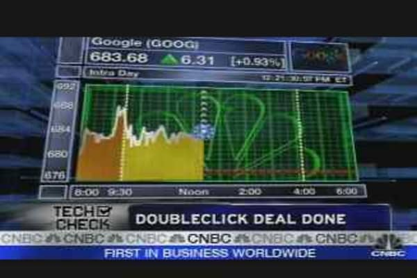 Doubleclick Deal Done