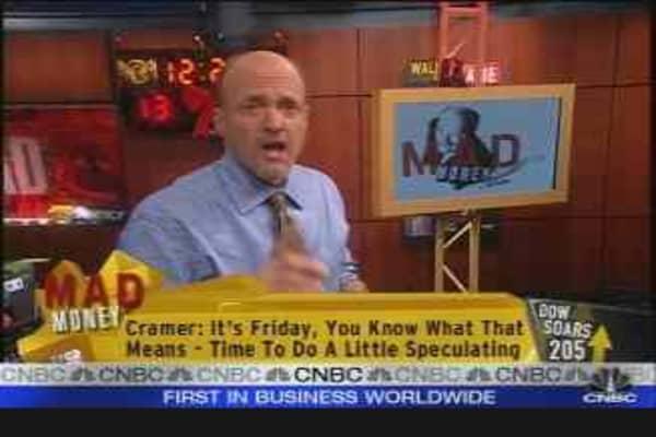 Cramer: LXU Under The Radar