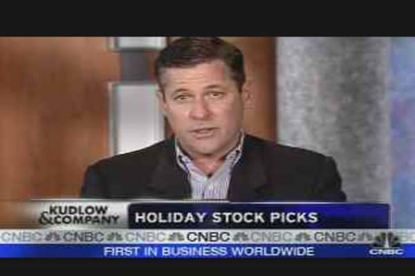 Holiday Stock Picks