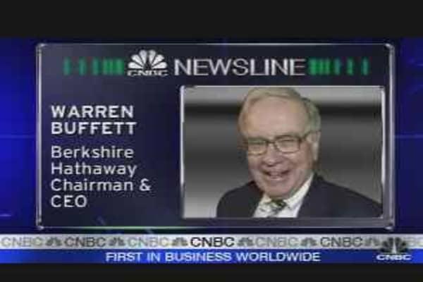 Buffett's Year-End Deal